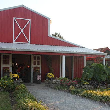 Lucky Ladd Farm Barn