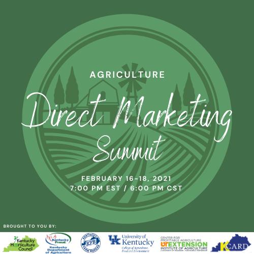 Logo for Direct Marketing Summit