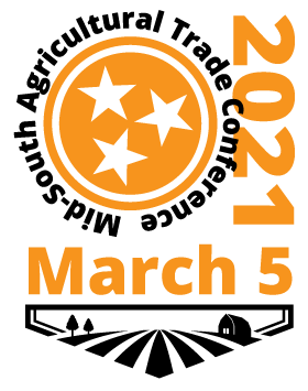 2021 Mid-South Agricultural Trade Conference logo